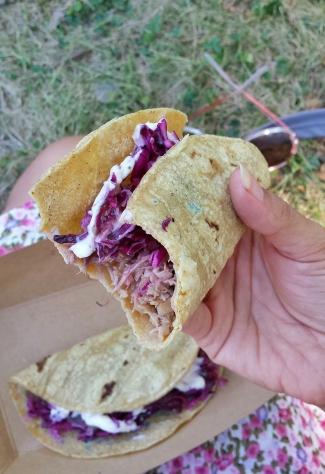 onion maiden taco
