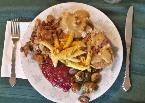 epic vegan thanksgiving