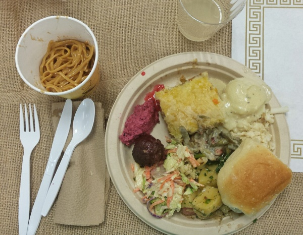 vegfeast thanksgiving